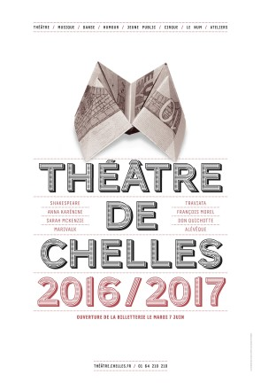 Chelles16-17_affiche_saison_40x60_rose