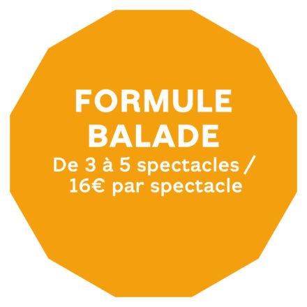 Formule Balade