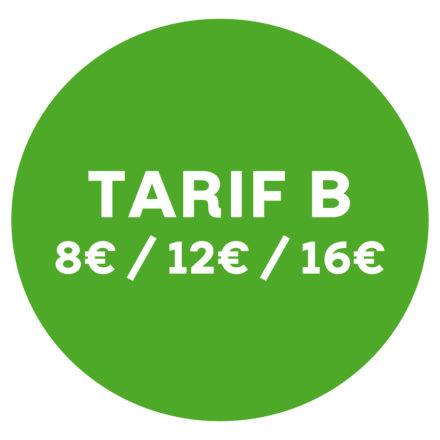Tarif B